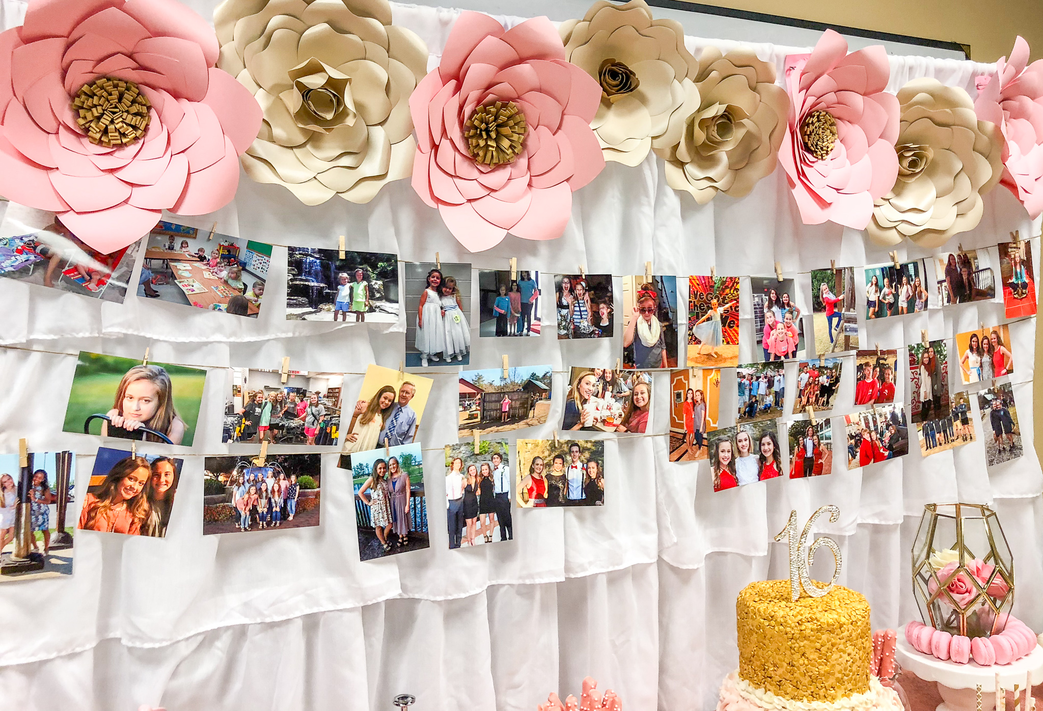 How To Plan The Perfect Sweet 16 Party Poppy Grace