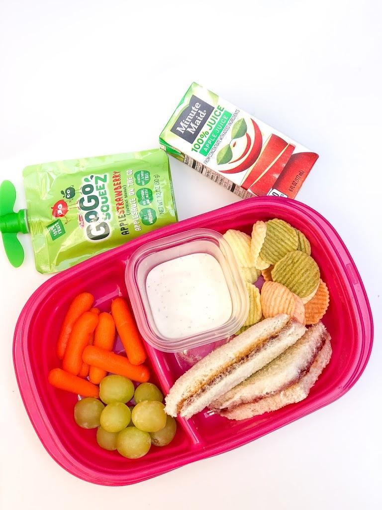school lunch ideas for picky eaters poppy grace