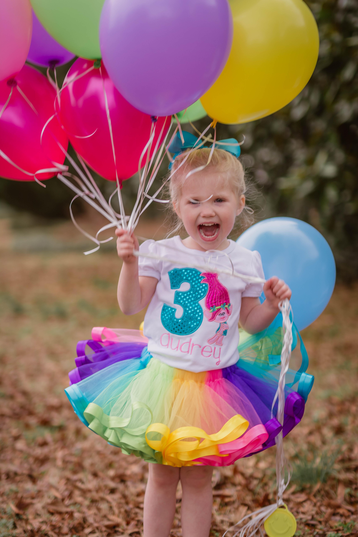 Audrey S Rainbow Photoshoot Poppy Grace