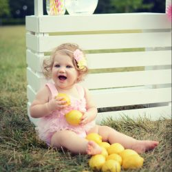 Raley's Lemonade Photo Shoot