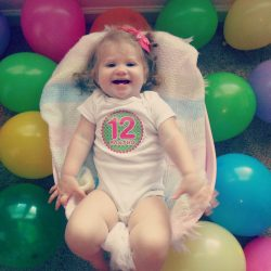 A day in the life: Raley's 1st Birthday