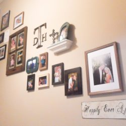 Staircase Gallery Wall