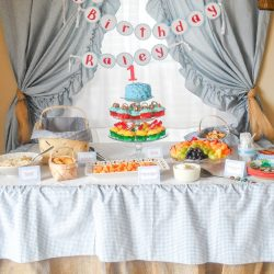 Wizard of Oz 1st Birthday Party: Food