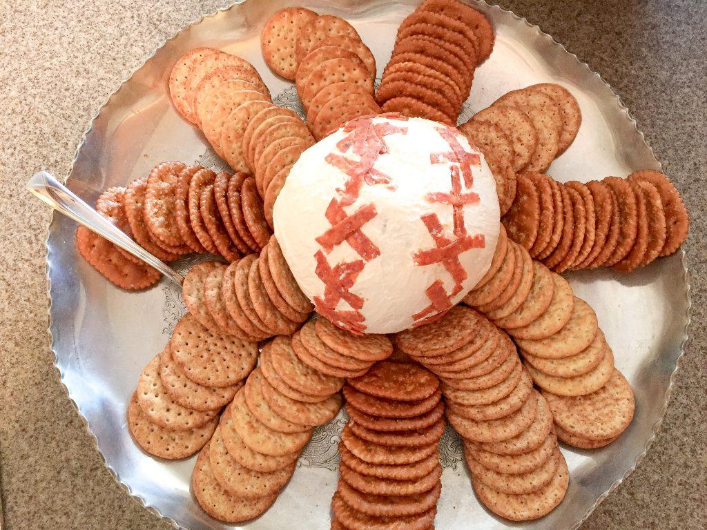Vintage baseball baby shower theme. Baseball party ideas. Baseball party food ideas. Baseball party decor.
