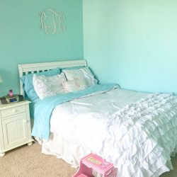 Frozen Inspired Big Girl Room