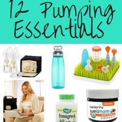 12 Pumping Essentials