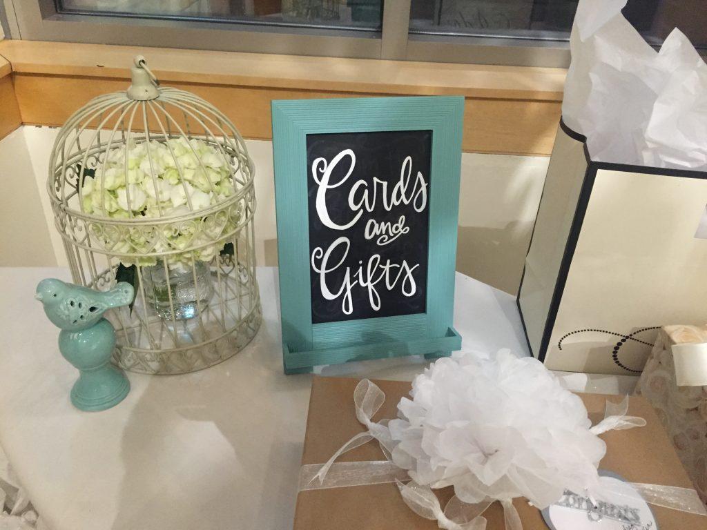 Handlettered chalkboard signs. Wedding chalkboard signs. Cards and gifts chalkboard sign for wedding. Wedding reception chalkboard sign. Wedding ceremony chalkboard sign.