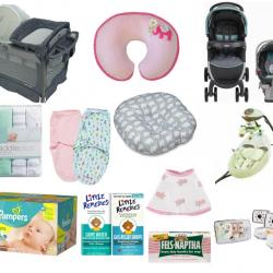 12 Newborn Essentials