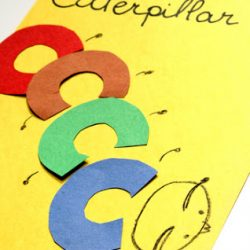 Phonics Fun: C is for Caterpillar