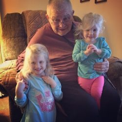 Grandpa's 80th Birthday – A Weekend Trip to Illinois