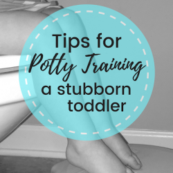 Potty Training Week 1 – What we've learned + what has worked
