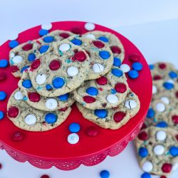 M&M Cookie Recipe – The Perfect Cookie For Any Holiday