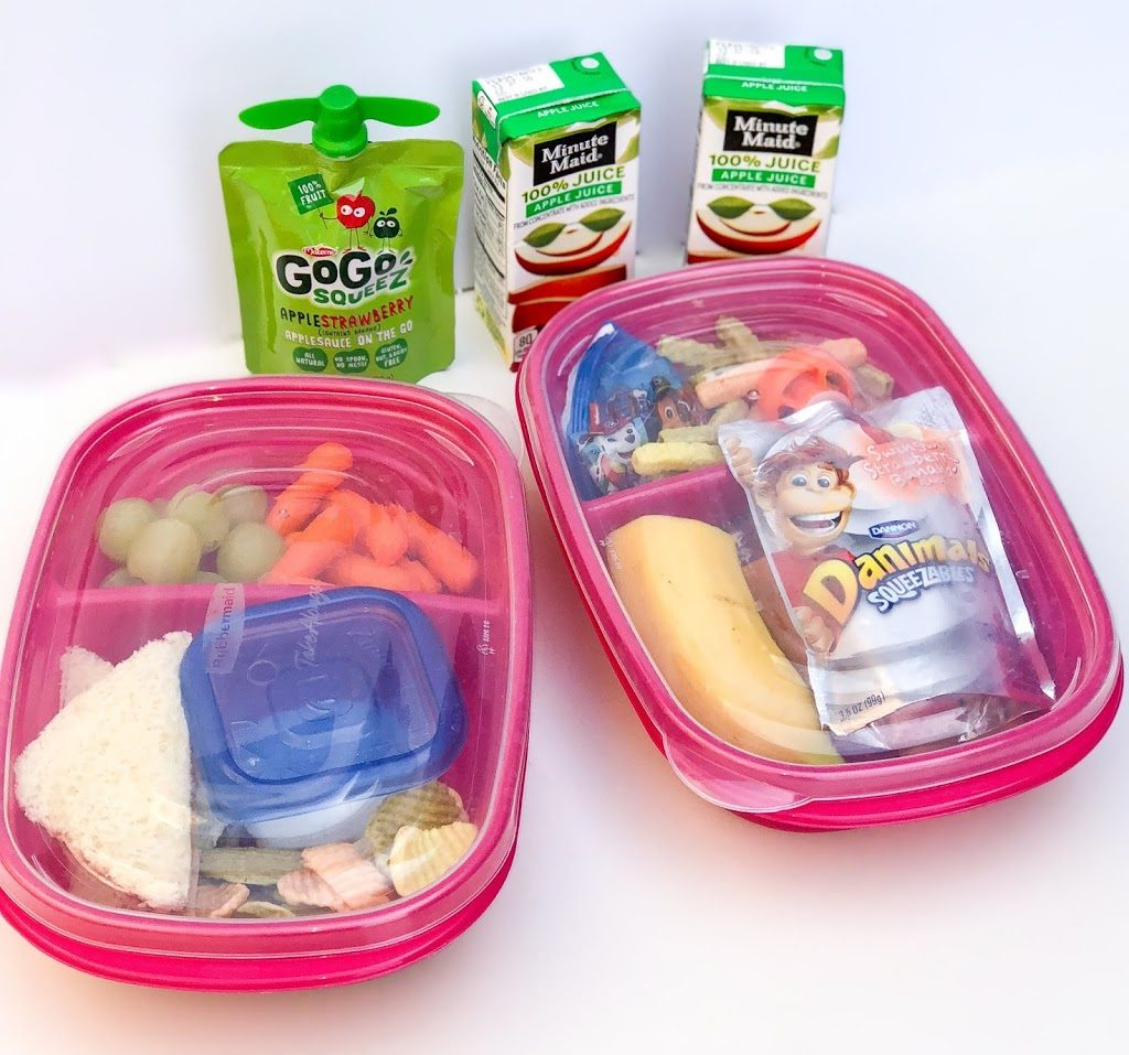 school lunch ideas for picky eaters - poppy + grace