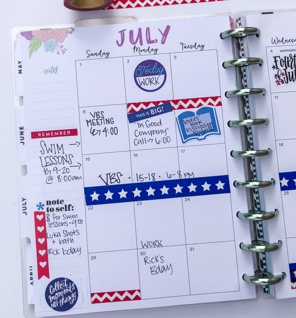 Happy Planner weekly layout ideas. Happy Planner monthly layout ideas. Vertical layout, horizontal layout, monthly spread.