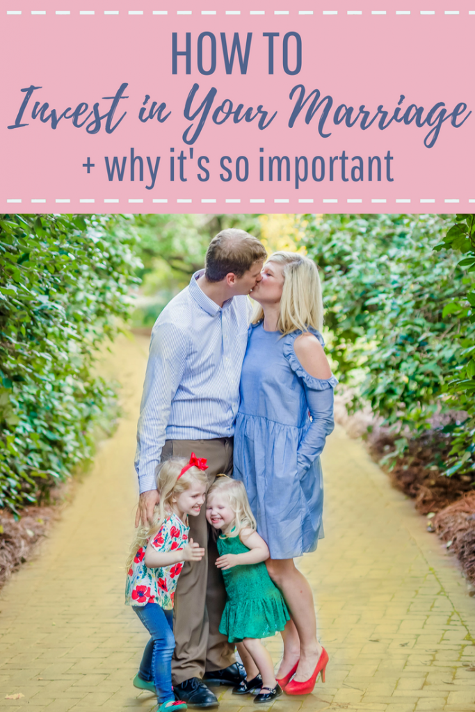 Why it is important to invest in your marriage and ways you can strengthen your marriage