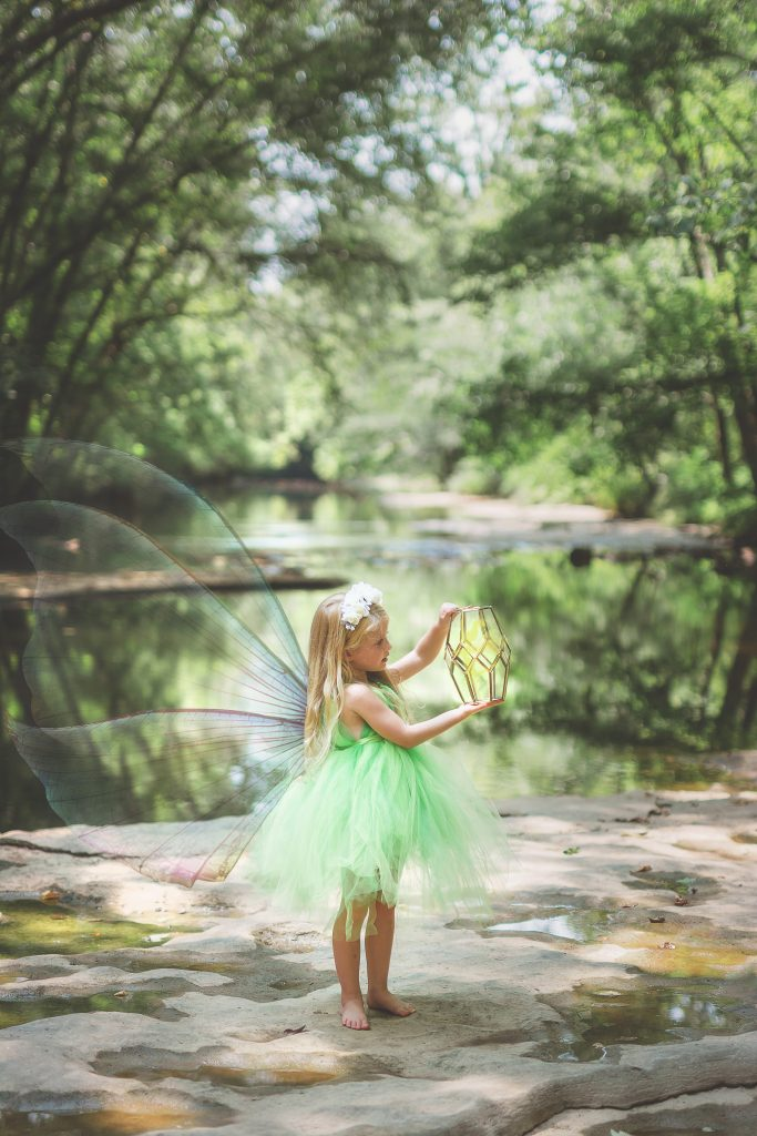Tinkerbell kids photoshoot. Tinkerbell birthday photos. Fairy woodland birthday photoshoot for kids