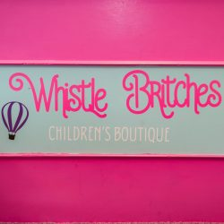 Small Business Small Talk: Whistle Britches Children's Boutique (+ a GIVEAWAY)