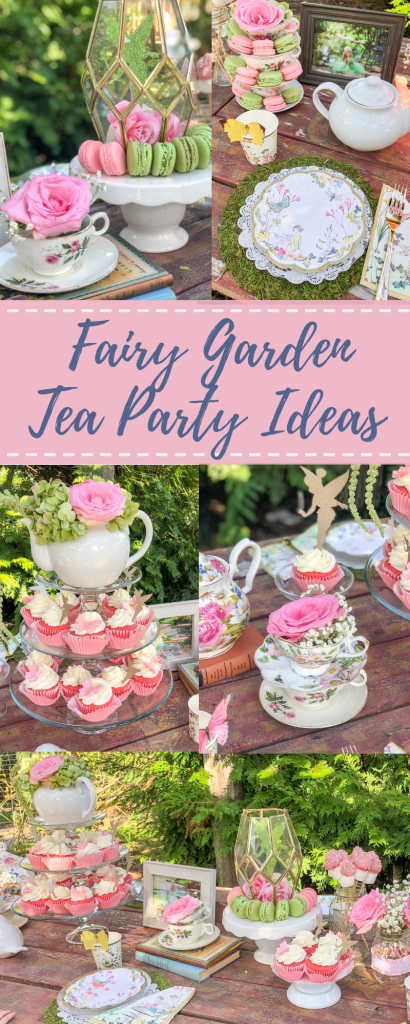 Raleys Fairy Garden Tea Party Poppy Grace