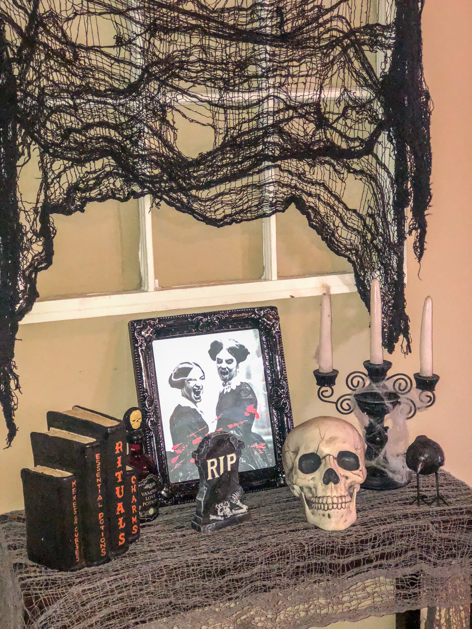 Halloween Decorations 2018 Poppy Grace