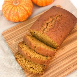 The Best Pumpkin Spice Bread