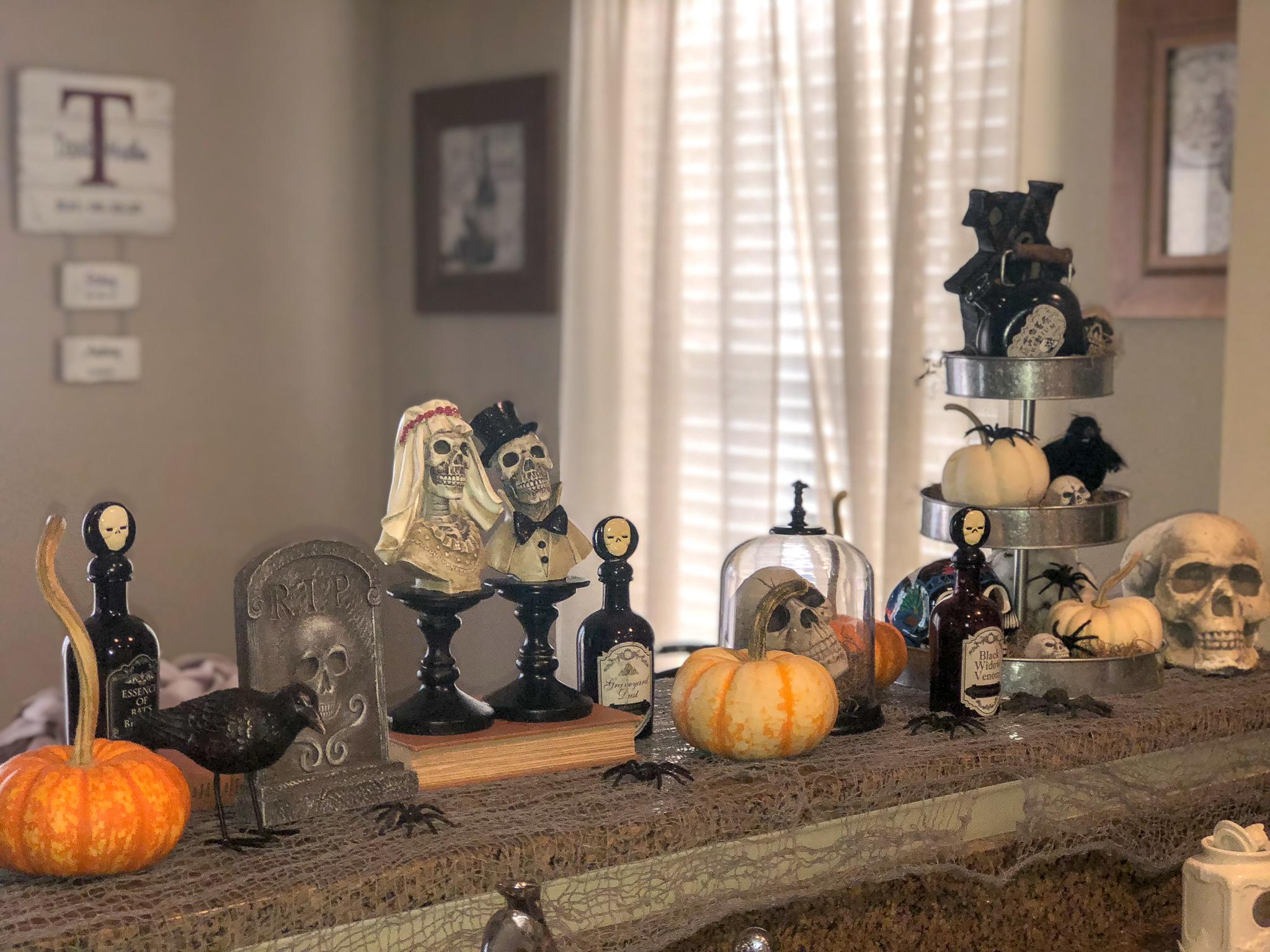 Halloween Decorations 2018 Poppy Grace