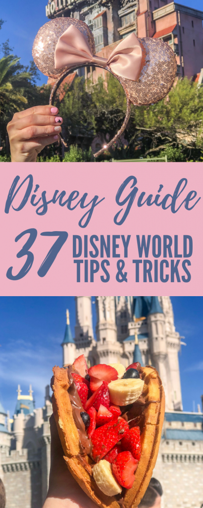 Walt Disney World tips and tricks to know before you go. Disney World tips for Disney Parks and Disney resorts. Disney World tips for traveling with kids. Disney World tips for families. Family Disney World Vacation