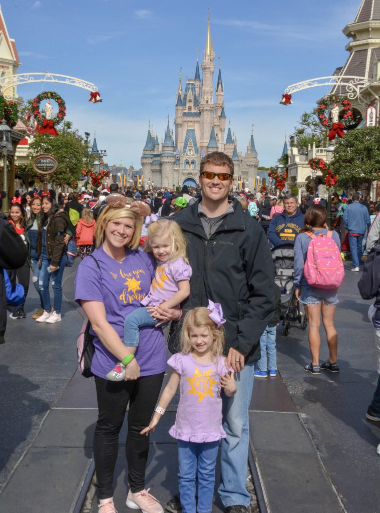 Travel to Disney's Magic Kingdom. How to spend a day at Magic Kingdom. Walt Disney World Magic Kingdom tips, rides, attractions. Family vacation to Magic Kingdom
