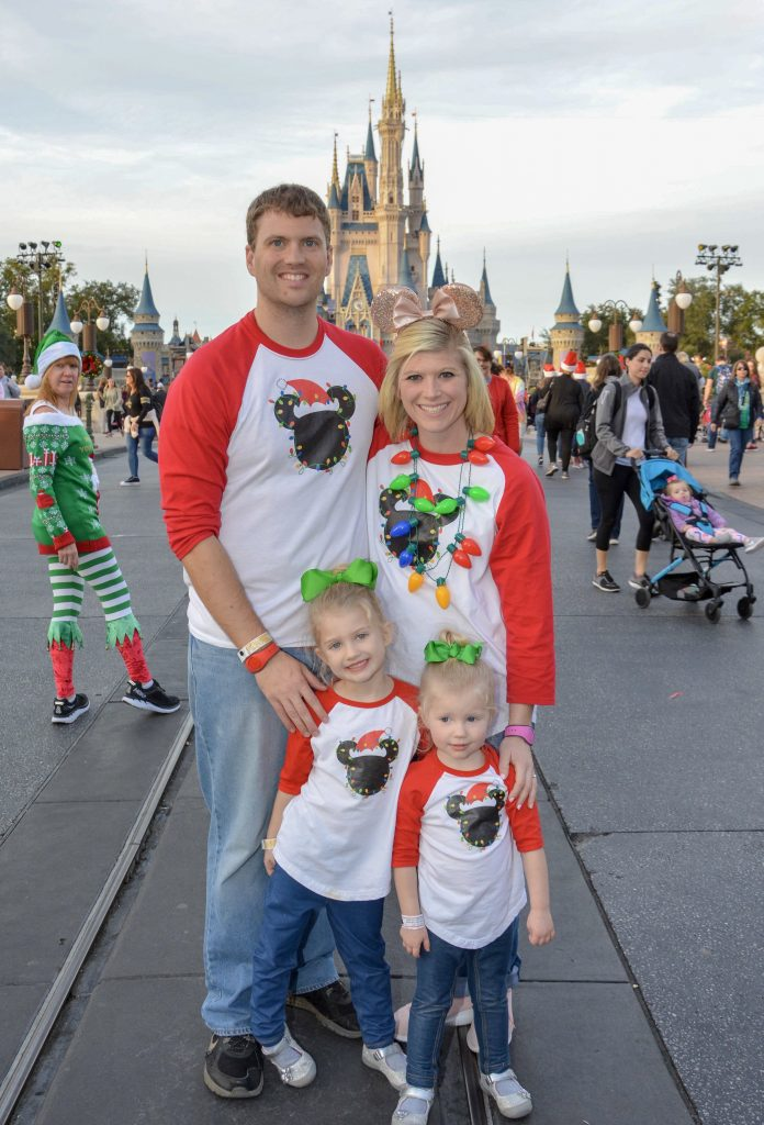 Mickey's Very Merry Christmas Party at Disney's Magic Kingdom. Walt Disney World travel tips, rides, attractions. Mickey's Christmas Party must-dos