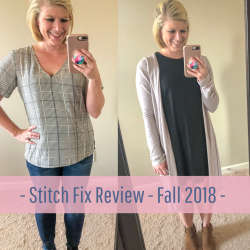 Stitch Fix Review – Fall 2018