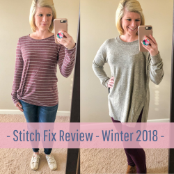 Stitch Fix Review – Winter 2018