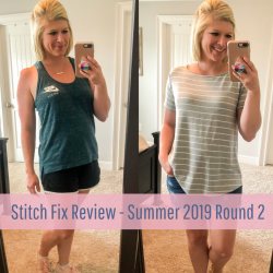 Stitch Fix Review – Summer 2019 Round 2