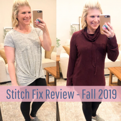 Stitch Fix Review – Fall 2019