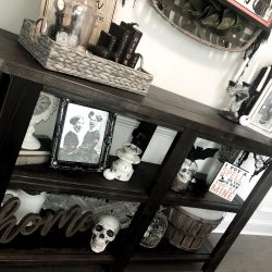 Spooky Farmhouse Halloween Decor