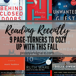 Reading Recently – Fall 2019
