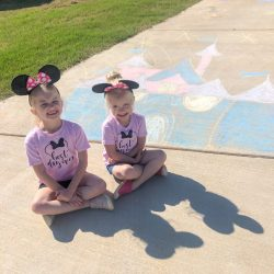 Disney Day at Home + Easter