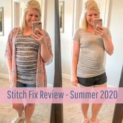 Stitch Fix Review – Summer 2020